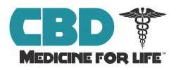 CBD Medicine For Life Logo